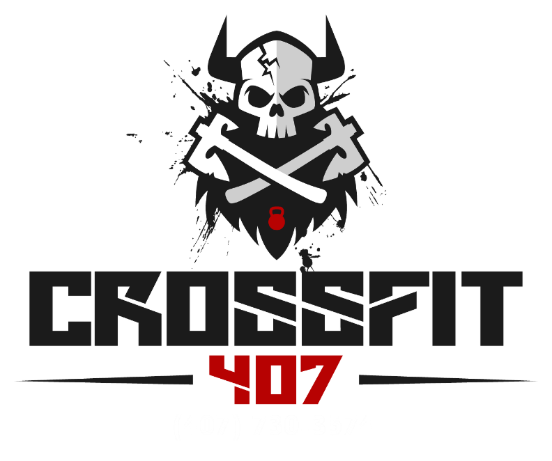 CrossFit 407 Logo