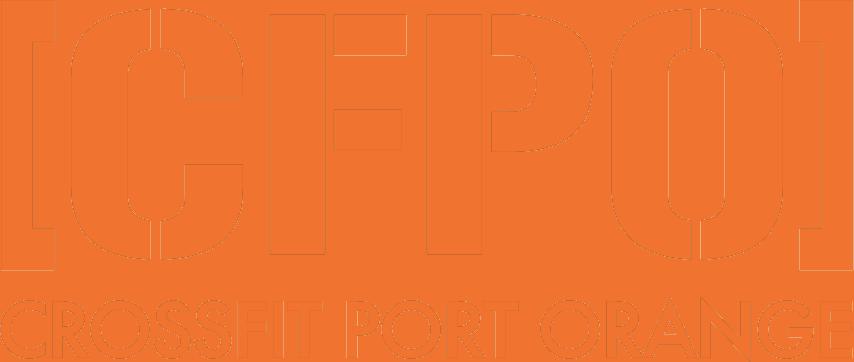 CrossFit Port Orange Logo