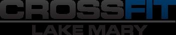 CrossFit Lake Mary Logo