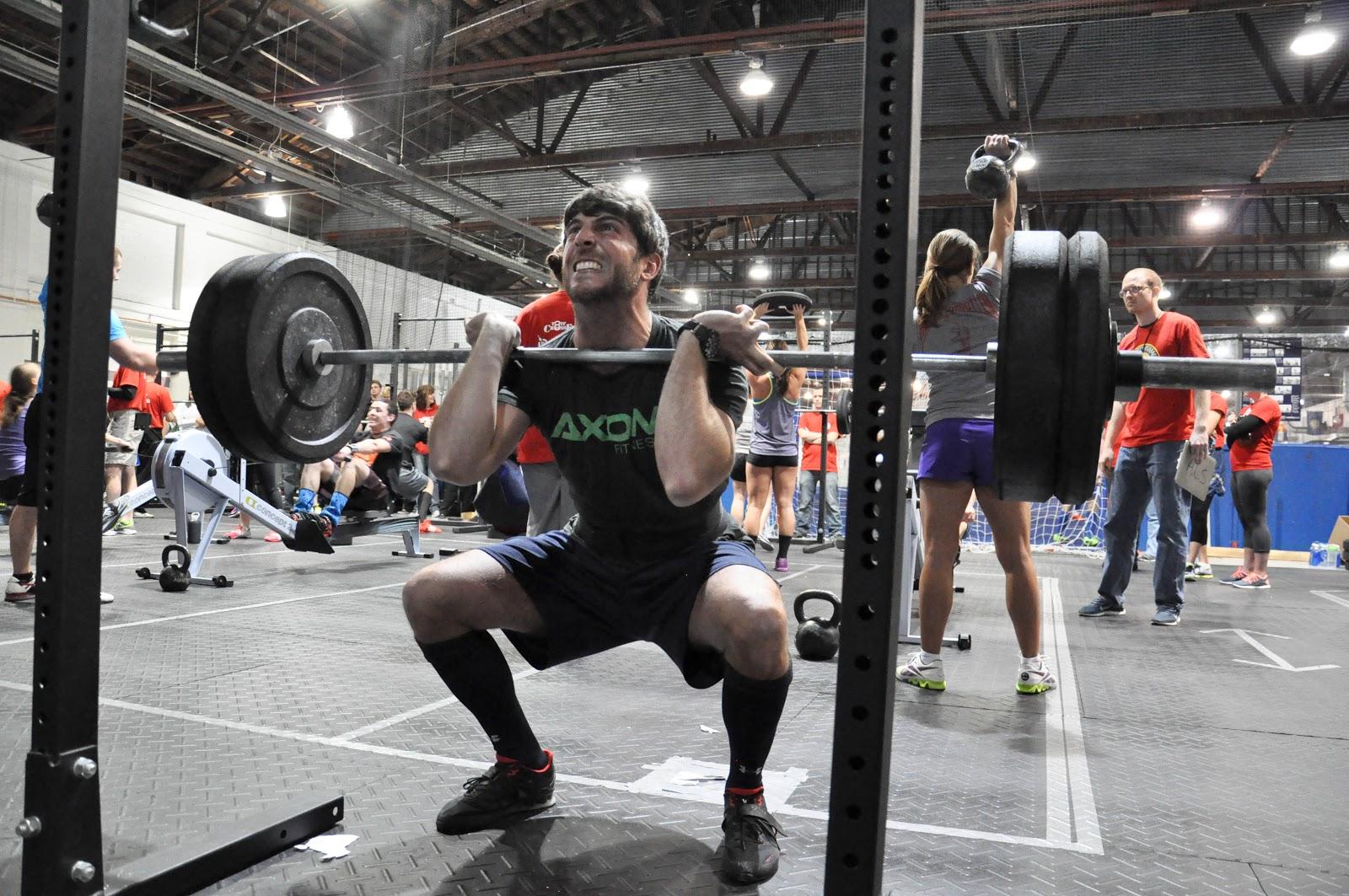CrossFit squat