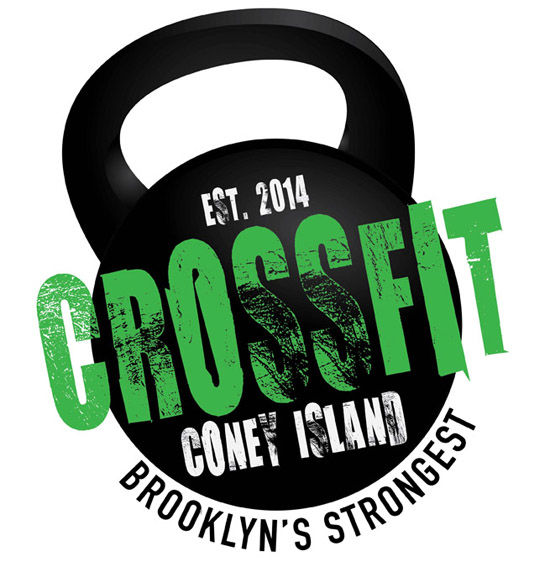 CrossFit Coney Island Logo