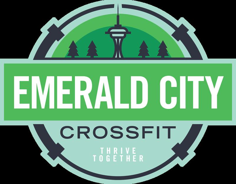 Emerald City CrossFit Logo
