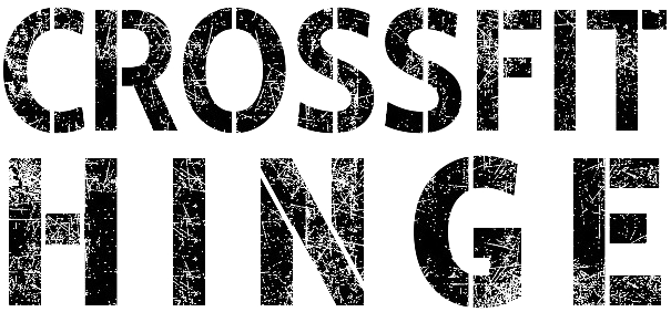 CrossFit Hinge Logo