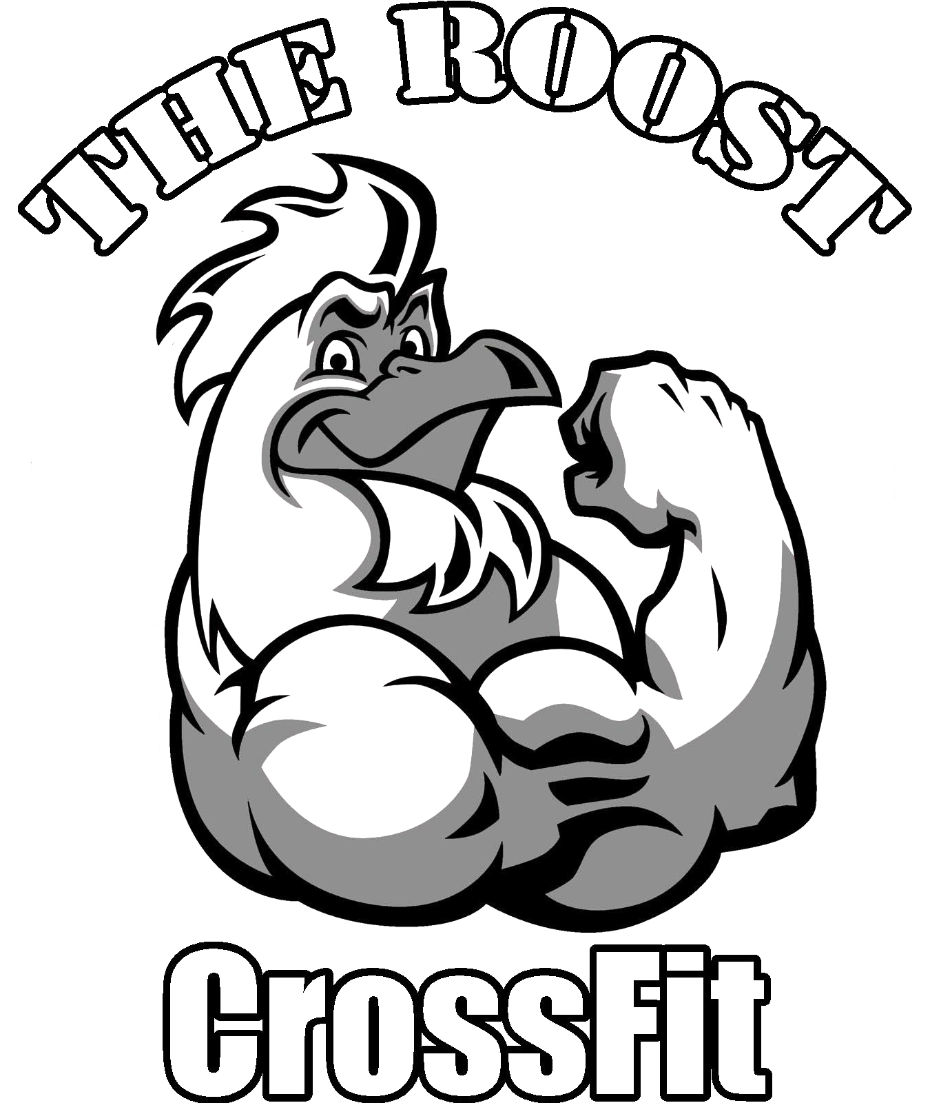 The Roost CrossFit Logo