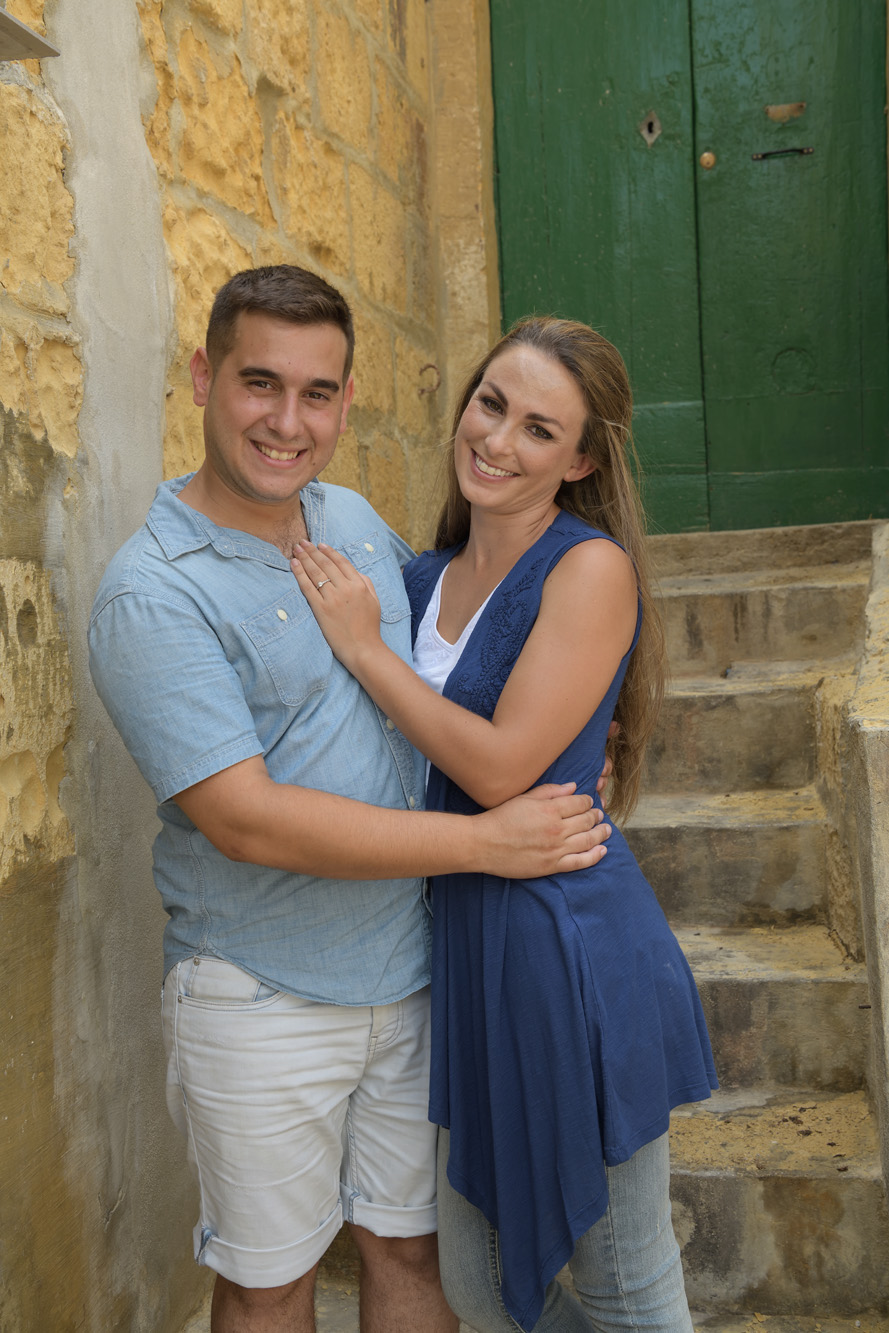 Pre-Wedding Photography in Gozo and Malta by Anaca Photography
