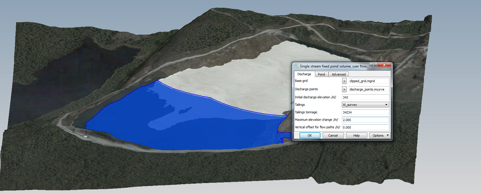Powerful tools designed specifically for tailings