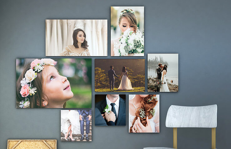 Collagewall™ Displays