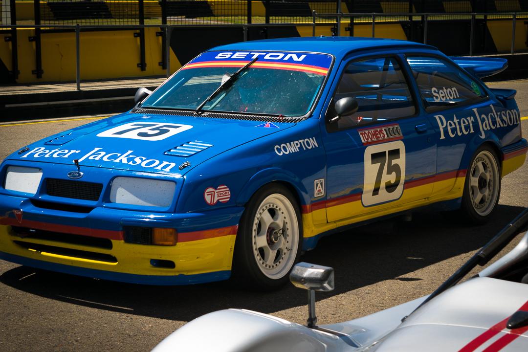 Seton ford cosworth race car