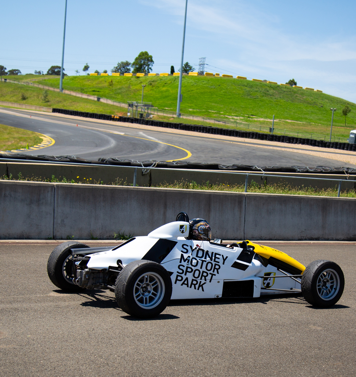 Taking a Formula Ford for a spin 2020