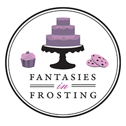 Fantasies in Frosting Slider Logo