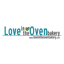 Love in the Oven Bakery Logo