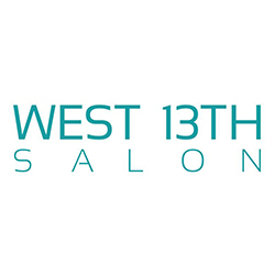 West 13th Salon Logo