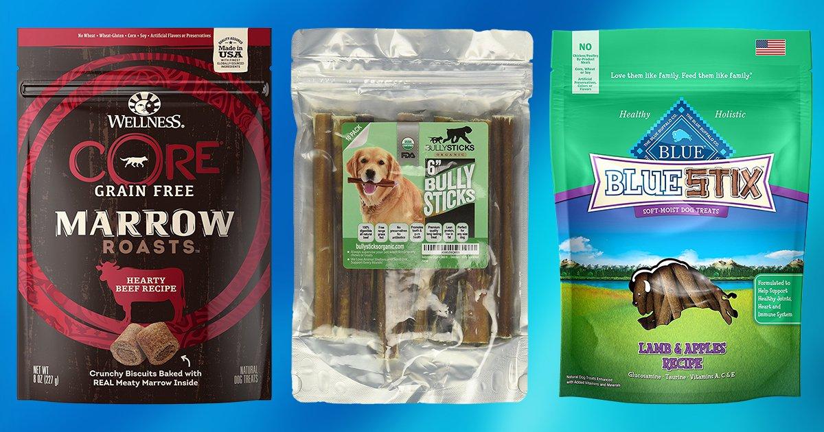 best organic dog treats