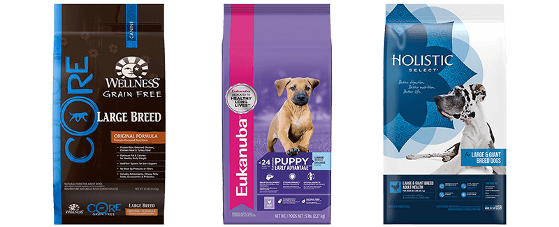 Best Dog Food For Great Danes Review Top 10 Picks