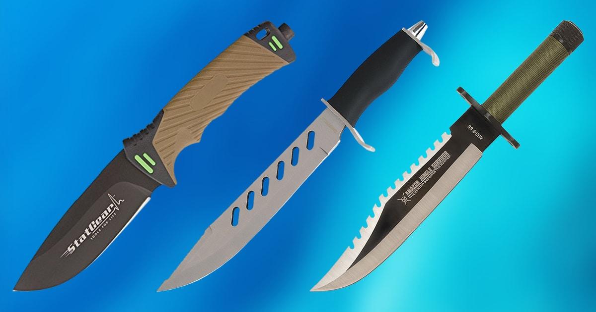 Best Survival Knives   TOP 10 PICKS