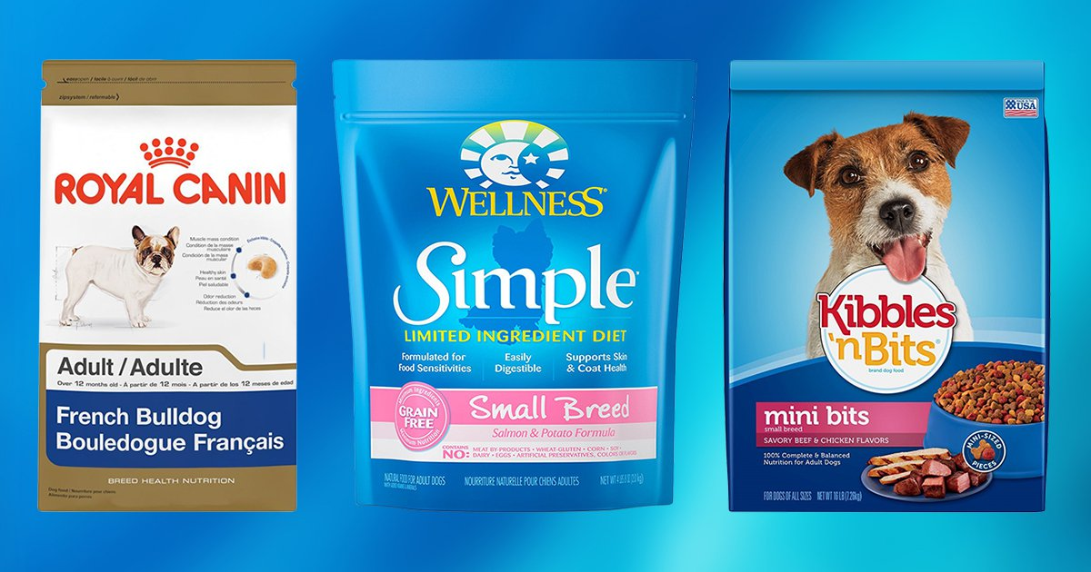 Best Dog Food For French Bulldogs Top 10 Picks