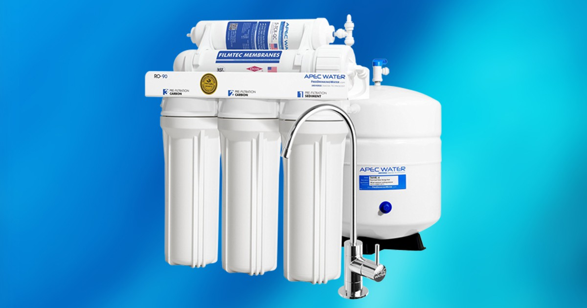 The Best Reverse Osmosis Filters For 2019 Top 10 Review