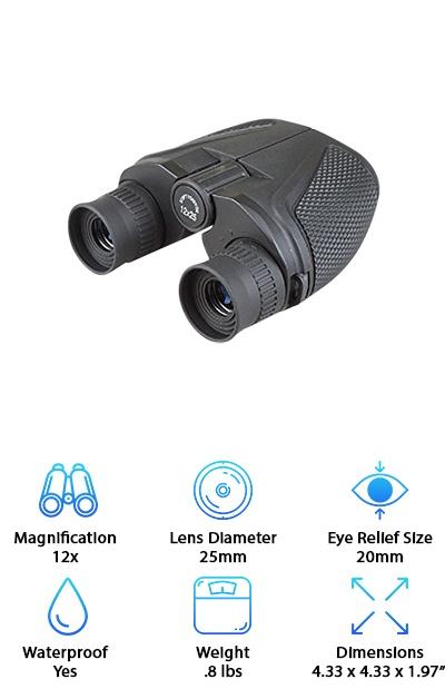 G4Free Waterproof Binoculars