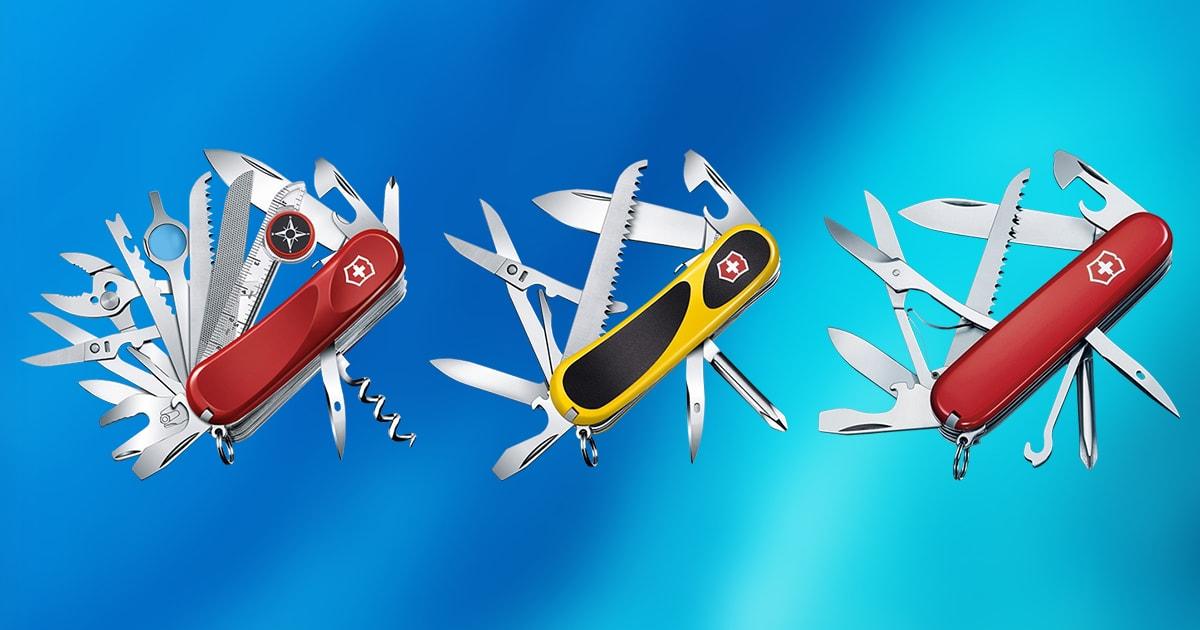 Best Swiss Army Knives | TOP 10 PICKS
