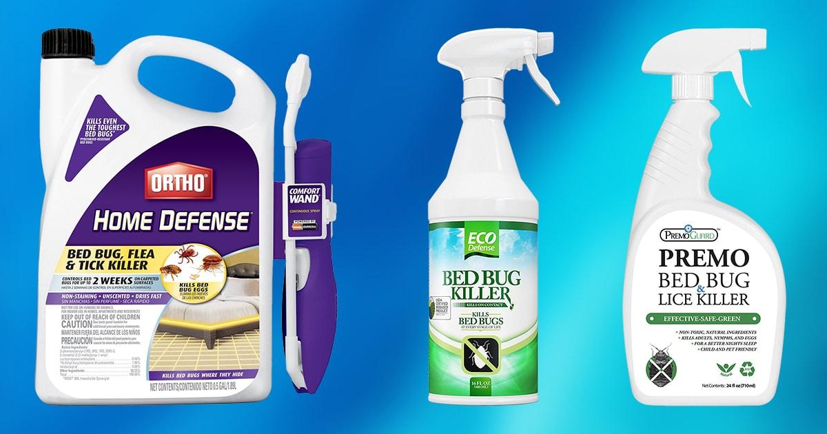 Best Bed Bug Killer Sprays Top 10 Picks