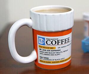 Prescription Coffee Mug