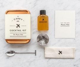 Airplane Cocktail Kit
