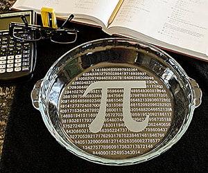 Mathematics Pi Please Plate Gift