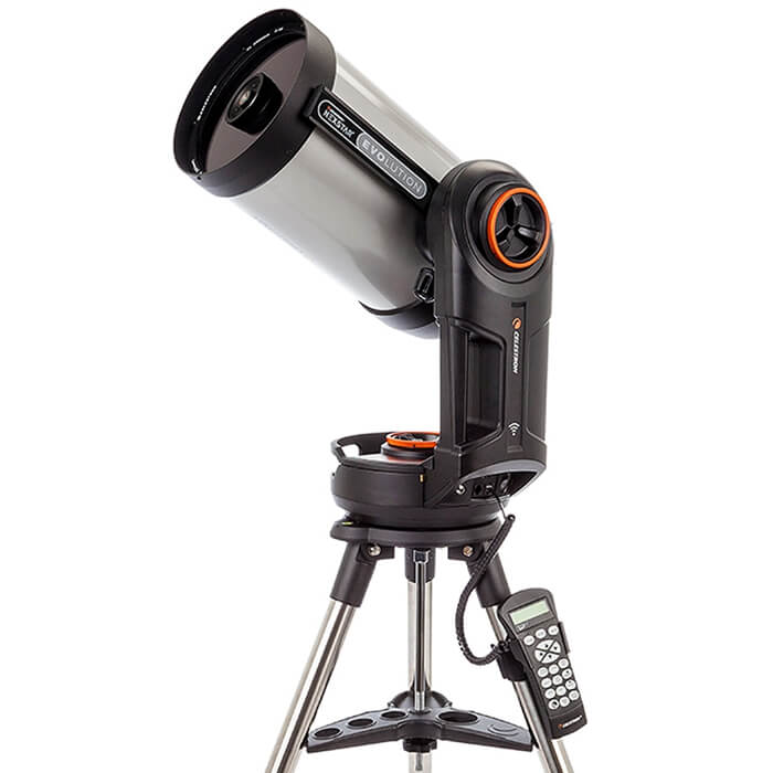 Celestron NexStar Evolution 9.25 Schmidt-Cassegrain Telescope Wifi