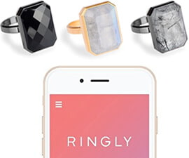 Ringly Bluetooth Smart Ring