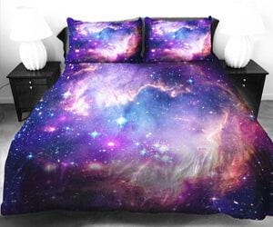 universe bed sheet