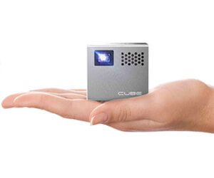 World's Smallest LED Projector