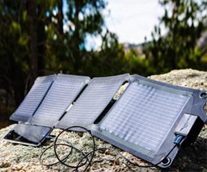 Ultra-Light Solar Charger