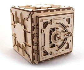 Ugears 3D Safe Puzzle