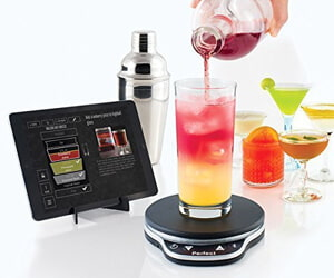 Perfect Drink 2.0 Smart Scale and Interactive Recipe App Wireless
