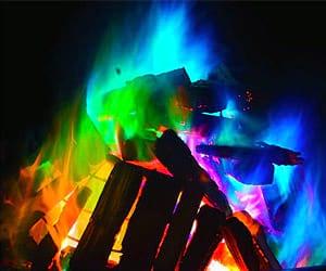 Rainbow Fire Packets