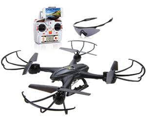 FPV Live Video Quadcopter RC Drone