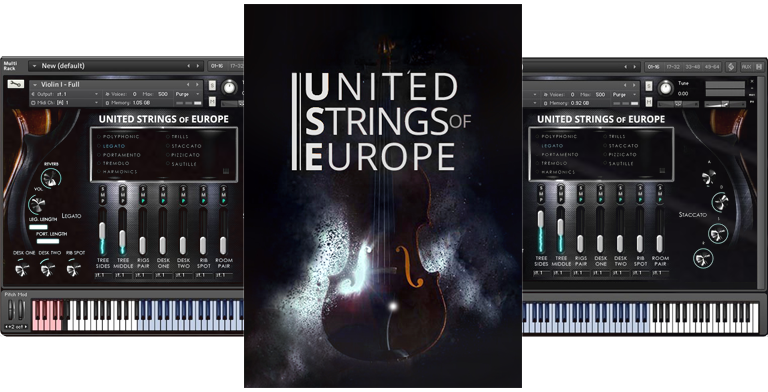 kontakt 5 free strings library