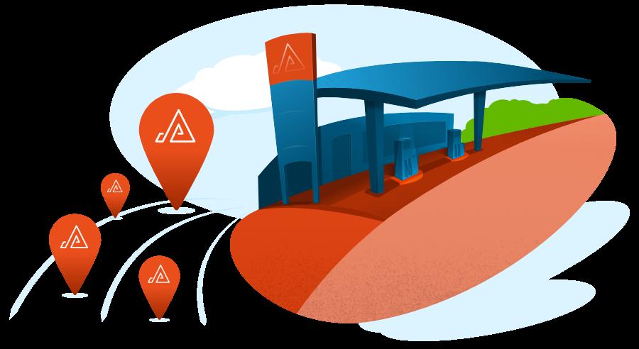 Ascona Group locations