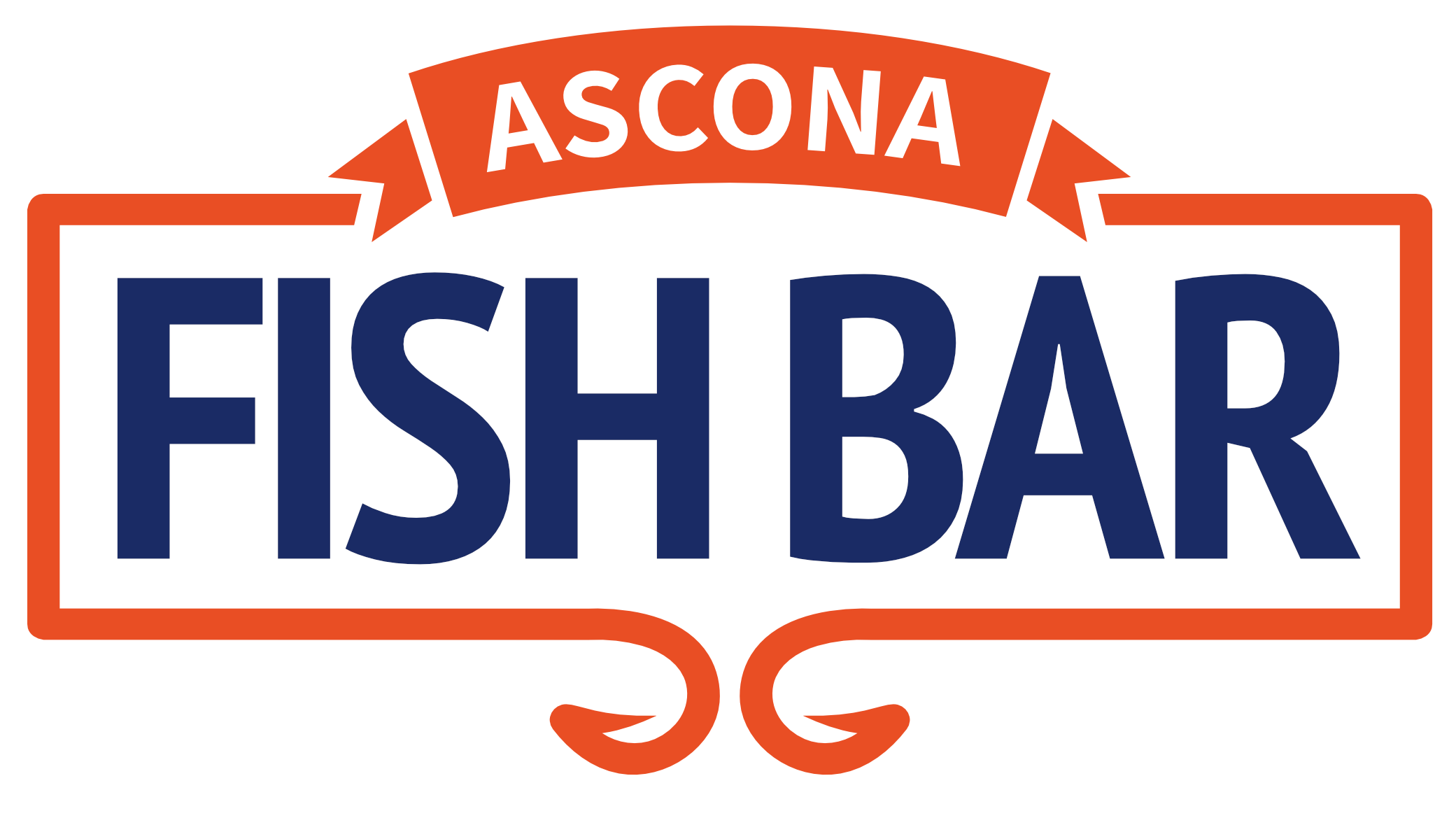 Ascona Fish Bar Logo