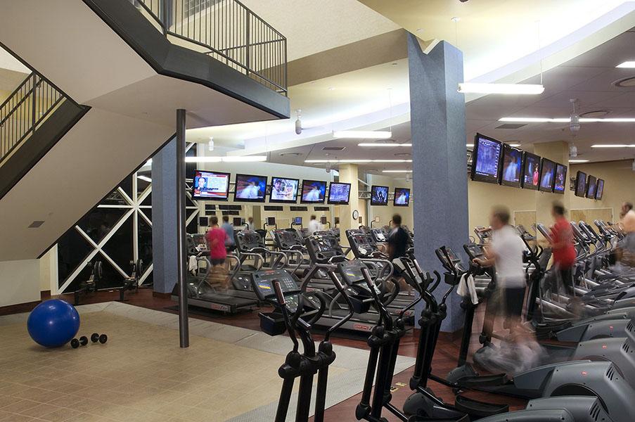 Sport & Health Clubs