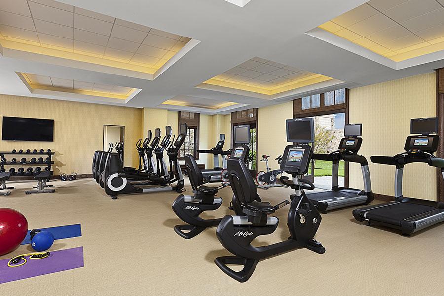 Salamander Resort Fitness Center