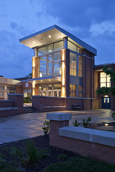 W. T. Woodson High School