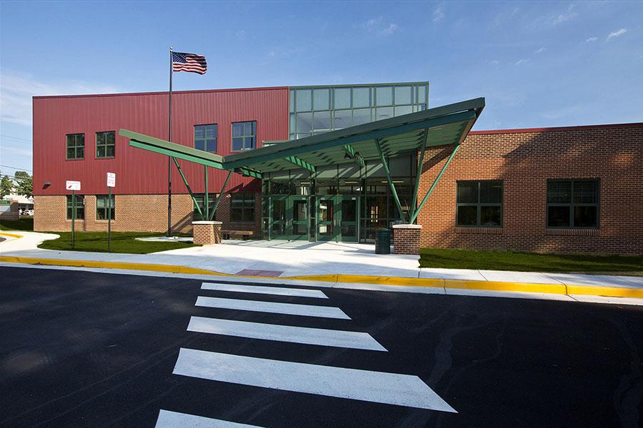 Graham Road Elementary School