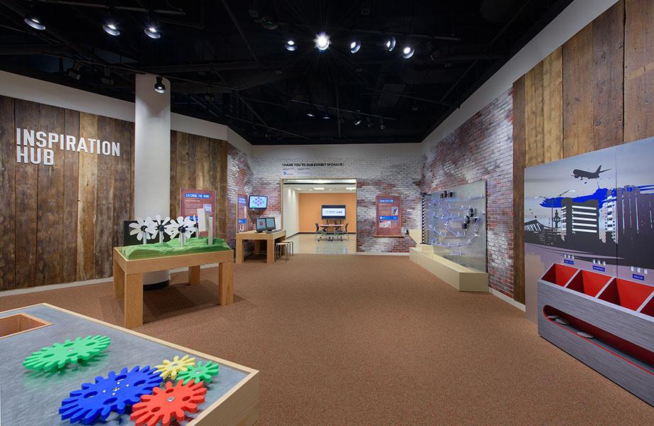 Children's Science Center Lab