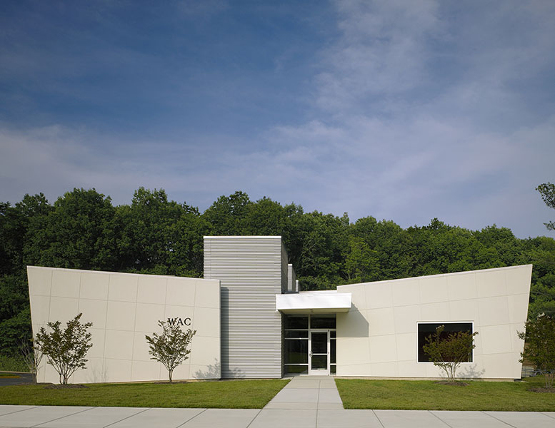 Northern Virginia Community College WAC Building