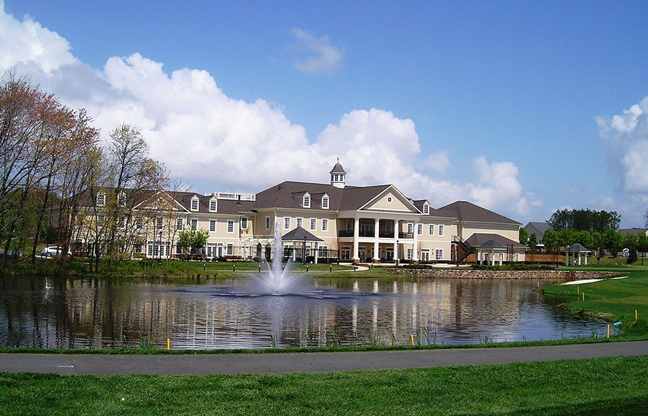 Regency Clubhouse at Dominion Valley