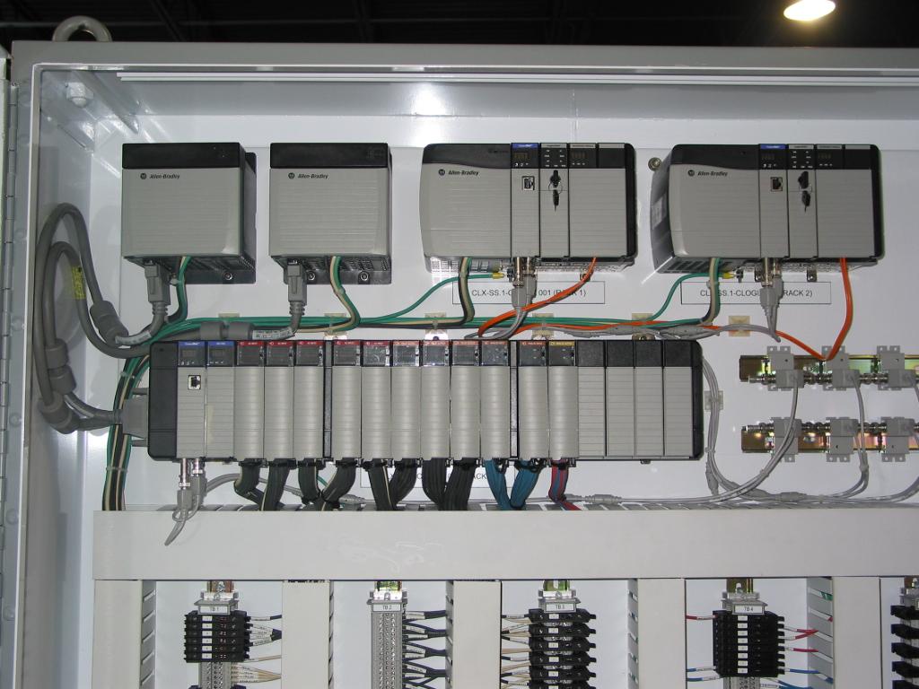 Process Control Panels Principal Technology