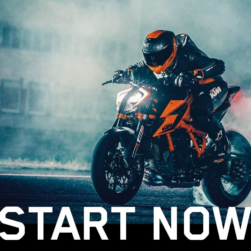 KTM TAKE&RIDE LEASING