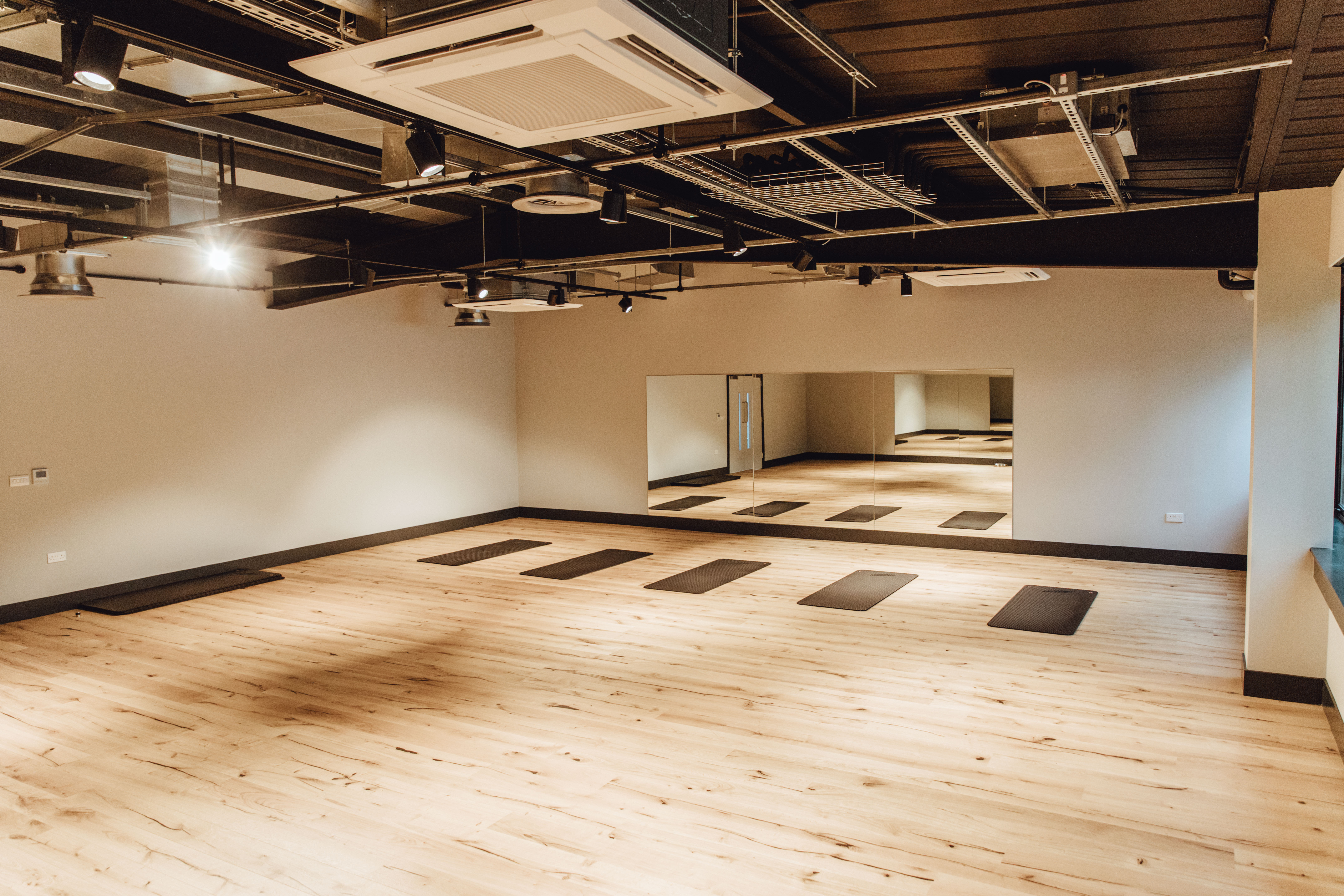 We Have A Versatile Studio Space That We Open To