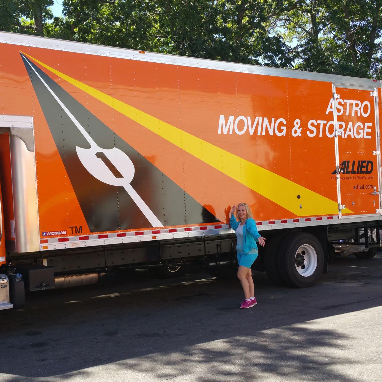 Commercial Truck Lettering